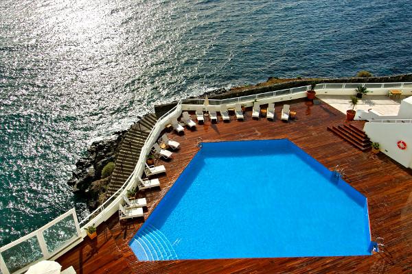 Hotel vincci tenerife golf 4 toiles tenerife canaries - Piscine martianez tenerife ...