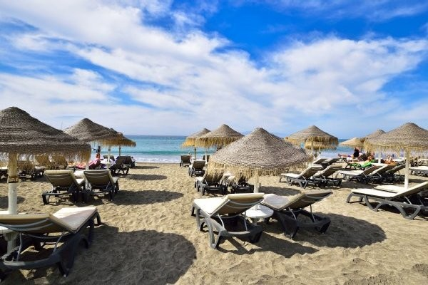 Plage - Framissima Labranda Isla Bonita Club Framissima Labranda Isla Bonita4* Tenerife Canaries
