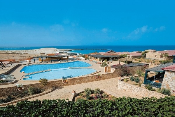 Piscine - Marine Beach Resort Marine Club Beach Resort Ile de Boavista Cap Vert