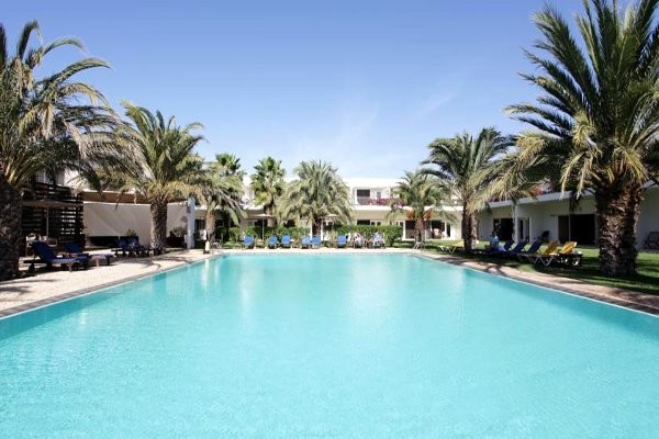 Piscine - Dunas de Sal Hotel Dunas De Sal4* Ile de Sal Cap Vert