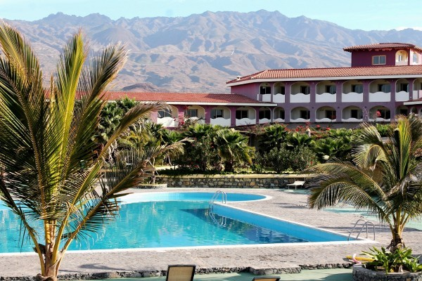 Piscine - Santantao Art Resort Hotel Santantao Art Resort4* Ile De Santo Antao CAP-VERT
