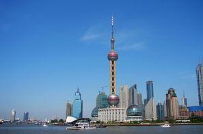 Chine-Shanghai, Hôtel escapade à Shanghai - Shanghai Riverview 4*