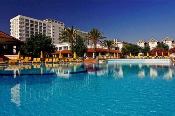 piscine - Salamis Hôtel Salamis5* Ercan Chypre
