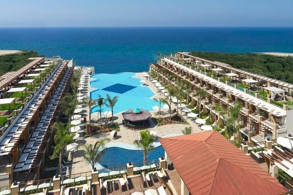vue panoramique - Cratos Premium Hôtel Cratos Premium5* Ercan Chypre