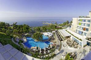 Chypre-Larnaca, Hôtel Méditerranean Beach 4*