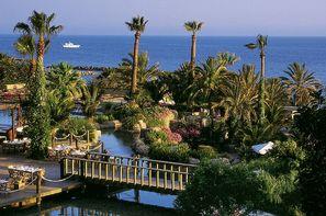 Chypre-Larnaca, Hôtel Annabelle + Location de voiture 5*