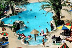 Chypre-Larnaca, Hôtel Avlida + location de voiture 4*