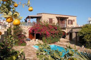 Chypre-Larnaca, Chambre d'hôtes Cyprus Villages + location de voiture