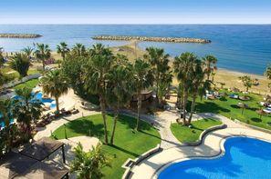 Chypre-Larnaca, Hôtel Lordos Beach + location de voiture 4*