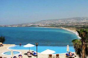 Chypre-Larnaca, Hôtel Theo Sunset Bay + location de voiture 4*