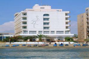 Chypre - Larnaca, Hôtel Flamingo