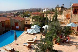 Chypre-Larnaca, Hôtel Maisons traditionnelles