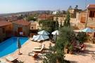 Chypre - Larnaca, MAISONS TRADITIONNELLES + LOCATION DE VOITURE CAT A