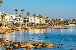 Chypre-Paphos, Circuit Echappée Chypriote depuis le King Evelthon 5*