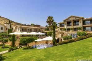 Chypre-Paphos, Hôtel Columbia beach resort 5*