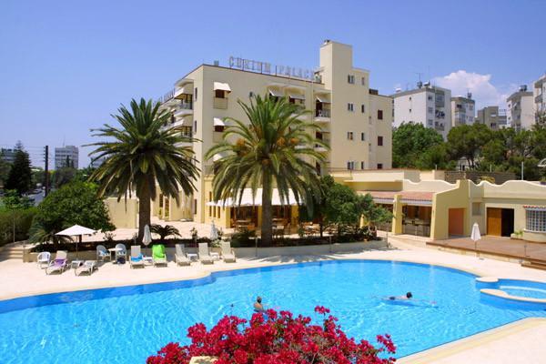Piscine - Curium Palace Hôtel Curium Palace4* Paphos Chypre