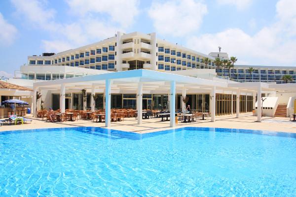 Piscine - Cyprotel Laura Beach Hôtel Cyprotel Laura Beach4* Paphos Chypre