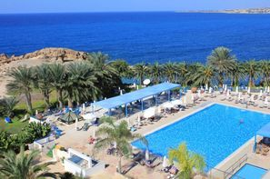 Chypre-Paphos, Hôtel Queen's Bay 3*