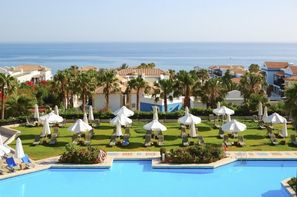 Crète-Analipsis, Hôtel Aldemar Royal Mare 5*