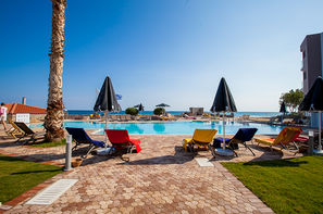 Crète-Analipsis, Hôtel Carolina Mare 4*