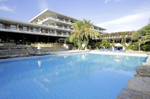 Crète-Analipsis, Hôtel Maxi Club Sitia Beach 4*