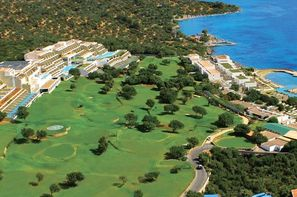 Crète-Analipsis, Hôtel Porto Elounda Golf & Spa Resort 5*