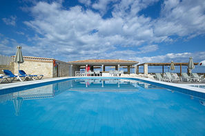 Crète-Heraklion, Club Héliades Gouvès Sea 4*