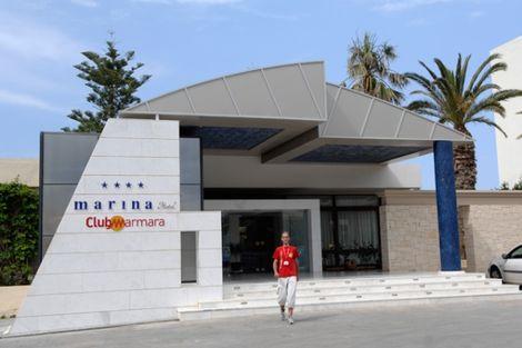 11 avis club marmara marina beach 4 promovacances - Marmara avis clients ...