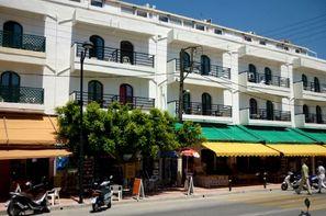 Crète-Heraklion, Hôtel Pela Maria 3*