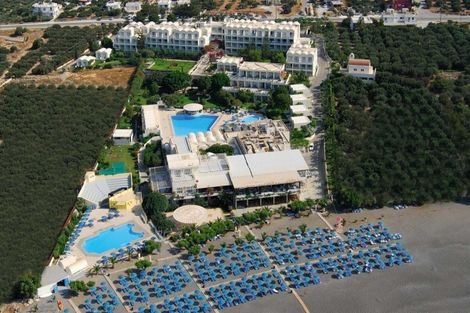 Avis voyageur : Crète Heraklion Hôtel Sunshine Village 4*