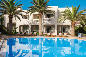 Crète-Heraklion, Hôtel Amalthia Beach Resort 4*