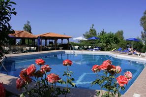 Crète-Heraklion, Hôtel Angel Village 3*