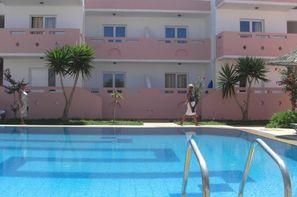 Crète-Heraklion, Hôtel Anthoula Village 4*
