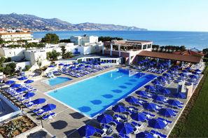 Crète-Heraklion, Hôtel Dolphin Bay 4*