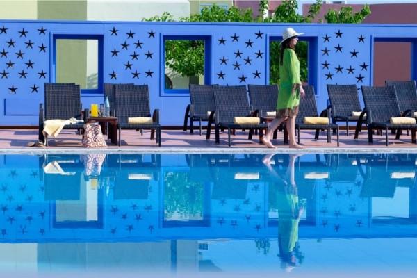 piscine - Eliros Mare Hotel Eliros Mare4* La Chanee Crète
