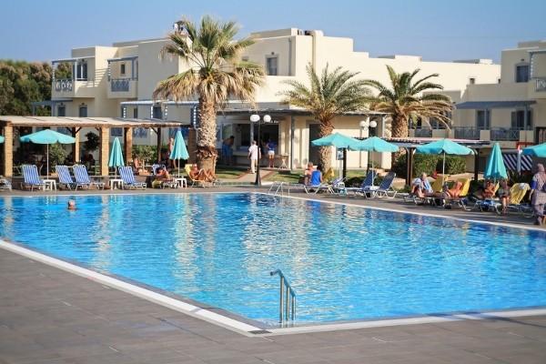 Europa Beach - Europa Beach Hotel Europa Beach4* Heraklion Crète