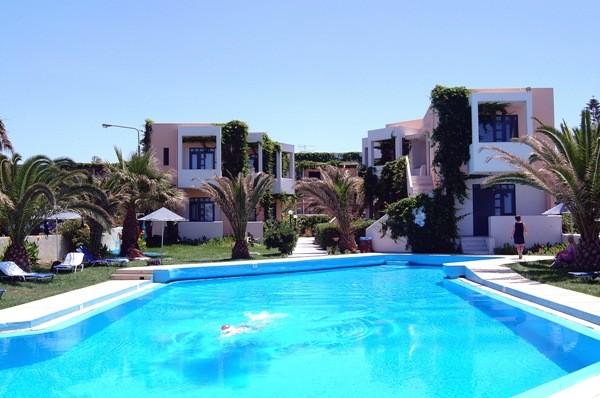 Piscine - Eva Bay Hôtel Eva Bay4* Heraklion Crète