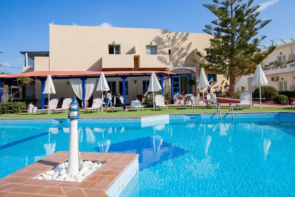 Piscine - Fragiskos Hôtel Fragiskos3* Heraklion Crète
