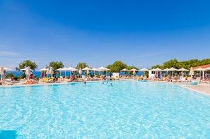 Crète-Heraklion, Hôtel Framissima Zorbas Village & Aqua Park 4*