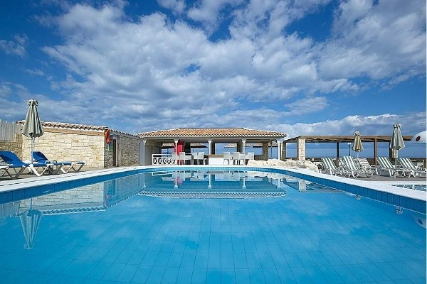 piscine - Gouves Mare Hotel Gouves Mare4* Heraklion Crète
