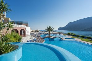 Crète - Heraklion, Club Héliades Fodélé Beach & Water Park Holidays Resort 5*