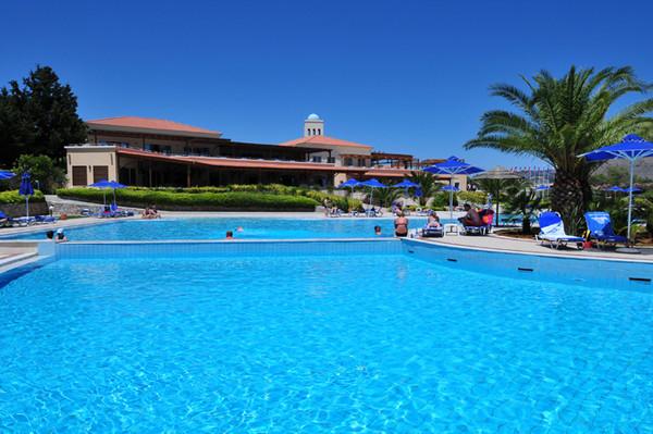 piscine - Héliades Select Pilot Beach Resort Club Héliades Select Pilot Beach Resort5* Heraklion Crète