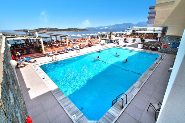piscine - Hermes Hotel Hôtel Hermes Hotel4* Heraklion Crète