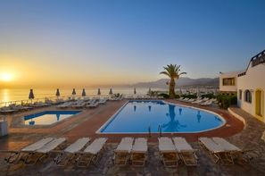 Crète-Heraklion, Hôtel Hersonissos Village 4*