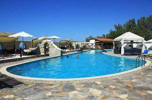 Crète-Heraklion, Hôtel Lassion Golden Bay 3*