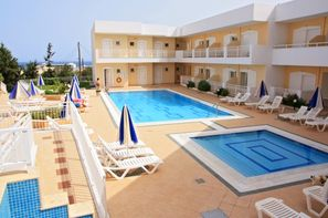Crète - Heraklion, Hôtel Lavris hôtel and bungalows