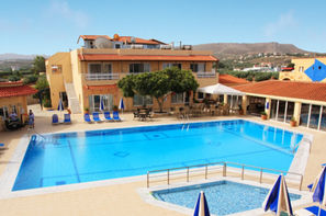 Crète-Heraklion, Hôtel Lavris hôtel and bungalows 4*