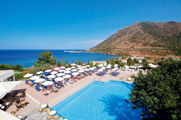 Hotel Club Lookea En Crete