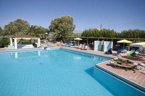 Crète-Heraklion, Club Lookea Santa Marina 4*
