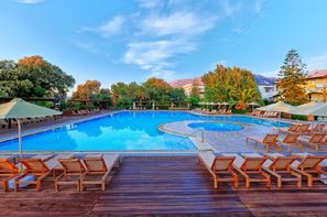 Crète-Heraklion, Hôtel Maxi Club Apollonia Beach Resort And Spa 5*